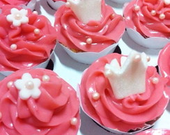 Mini cup cake Barbie