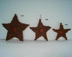 estrela canela c/ olho de boi