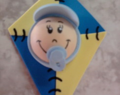 Lembrancinha em EVA 3D para Maternidade