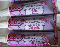 Kit Higiene Bucal Coruja Lil�s1