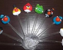 Colherzinhas Angry Birds