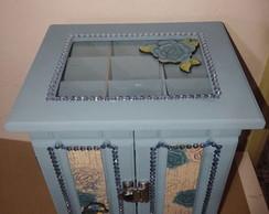 Porta j�ias(gaveteiro)