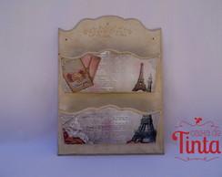 Porta Cartas Paris