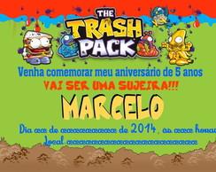 Convite Trash Pack
