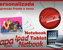 Capa Notebook