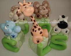 TOPO Safari Baby (arquiteta studio )