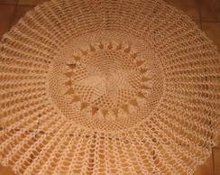 Toalha de croch�