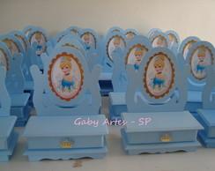 Mini Penteadeiras Cinderela-Princesas