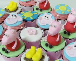 Mini Cup Cake - Peppa Pig