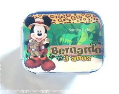Marmita Personalizada Mickey Safari