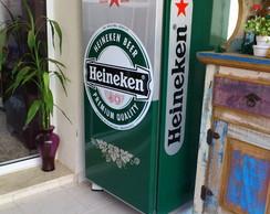 Adesivo para geladeira (envelopamento)