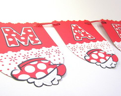 Bandeirinha Minnie