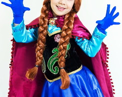 Fantasia Anna do Filme Frozen