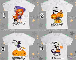 Camisetas divertidas cole��o Halloween