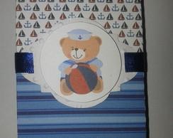 Lembran�a Urso Marinheiro