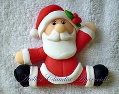 "Im� ou Aplique Papai Noel ""Ol�"""