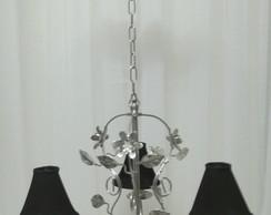 Lustre tr�s flores -006
