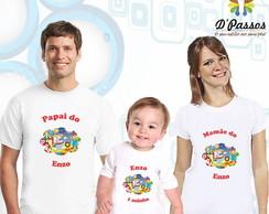 Kit 3 camisetas- CIRCO 02