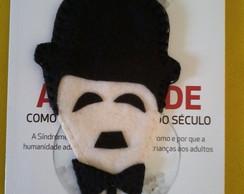 Marcador de p�ginas Charlie Chaplin