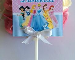 Convite Princesas - CP