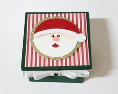 Caixinha de Natal - Papai Noel