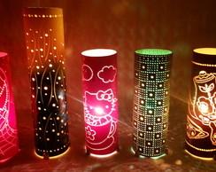 Lumin�rias de Mesa - V�rios modelos