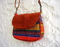 Bolsa Mini Bag Marroquina