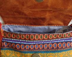 Bolsa Mini Bag Marroquina