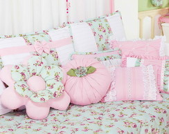 Kit Cama Bab� Candy 10 pe�as