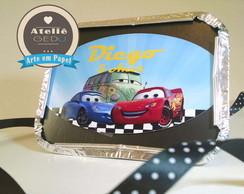 Marmitinha Personalizada Carros Disney