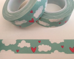 Washi Tape Glam - Clouds