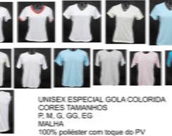 Camisetas para sublima��o
