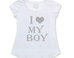 Bata Gestante I Love My Boy