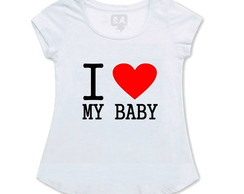Bata Gestante I Love My Baby