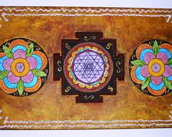 "Mandala ""TR�POLI"" - 40x70 Cm"
