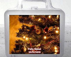 Maletinha Personalizada - Natal