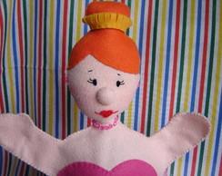 Fantoche Circo - Bailarina