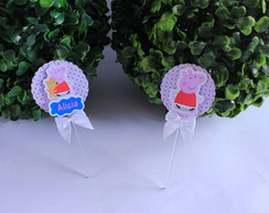 Toppers Ou Tags Para Doces/cupcake