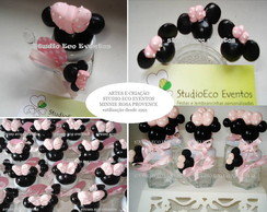 Minnie rosa pink e red C�PIA PROIBIDA