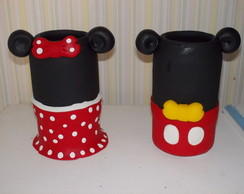 Porta L�pis Mickey e Minnie
