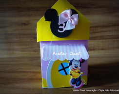 Casinha turma do Mickey Minnie