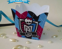 Cachepot Personalizada Monster High