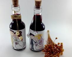 Garrafinha Personalizada para Vinho