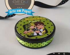 Latinha Mint To Be Ben 10