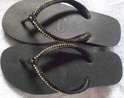 Chinelo Havaiana High Fashion 37