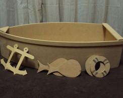 Barco decora��o de festa