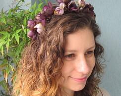 Coroa de Flores Nuances