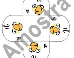 Forminha Personalizada - Angry Birds