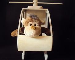 Helic�ptero decora��o quarto bebe