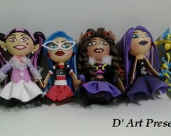 Ponteira L�pis/ caneta Monster High